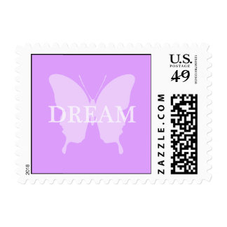 Dream Butterfly Stamp