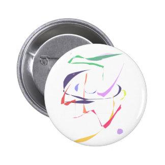 Dream 2 Inch Round Button
