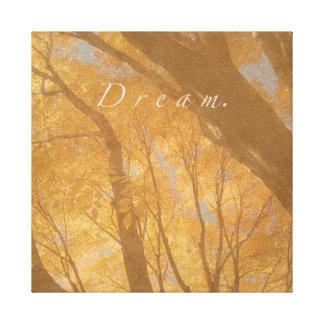 Dream Canvas Canvas Prints