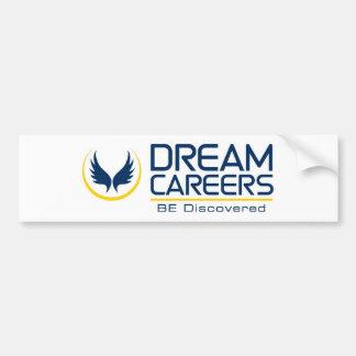Dream Careers Bumper Sticker