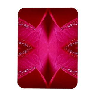 Dream Catcher Art - Rose Petal Graphics Vinyl Magnets