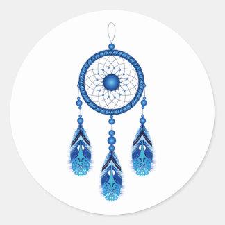 Dream Catcher (Blue) NAHM Stickers