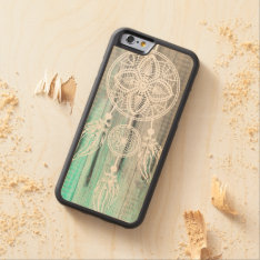 Dream Catcher Carved® Maple Iphone 6 Bumper Case at Zazzle