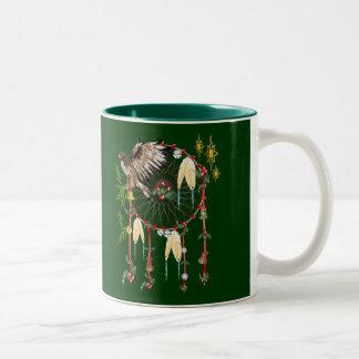 Dream Catcher Christmas Mugs