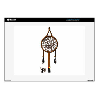 Dream Catcher Decal For Laptop
