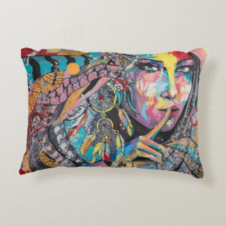 Dream Catcher Decorative Pillow