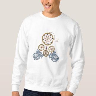 Dream Catcher Embroidered Sweatshirt