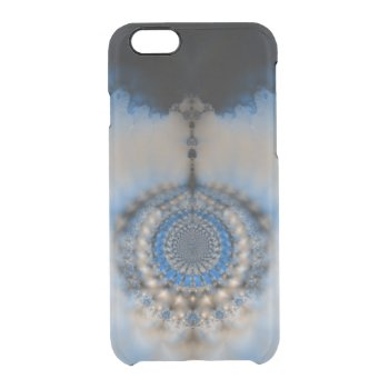 Dream Catcher Fractal Clear iPhone 6/6S Case