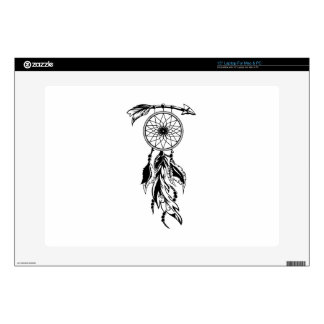 """Dream Catcher - Graphic T-shirt Tees Skin For 15"""" Laptop"""