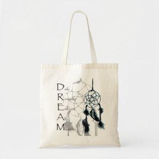 Dream Catcher Inspiring Tote Bag