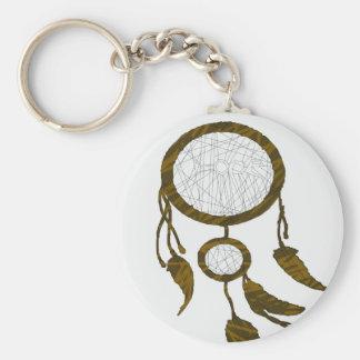 Dream catcher Lover Keychain