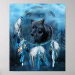 Dream Catcher - Midnight Spirit Poster