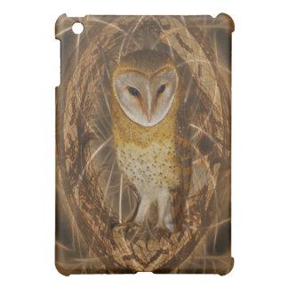 Dream catcher owl cover for the iPad mini
