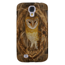 Dream catcher owl galaxy s4 cover