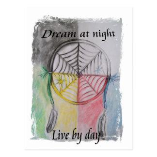 Dream Catcher Postcard