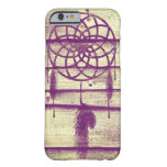 Dream Catcher Purple Wood Barely There iPhone 6 Case