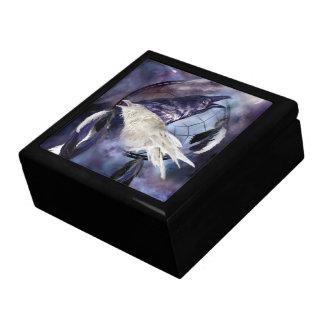 Dream Catcher - Raven Spirits Art Gift Box