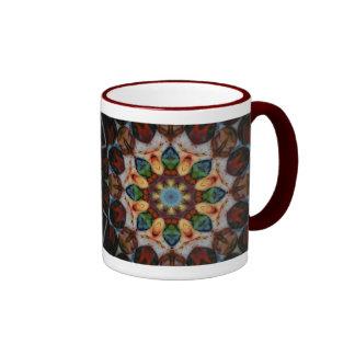 Dream Catcher Ringer Coffee Mug