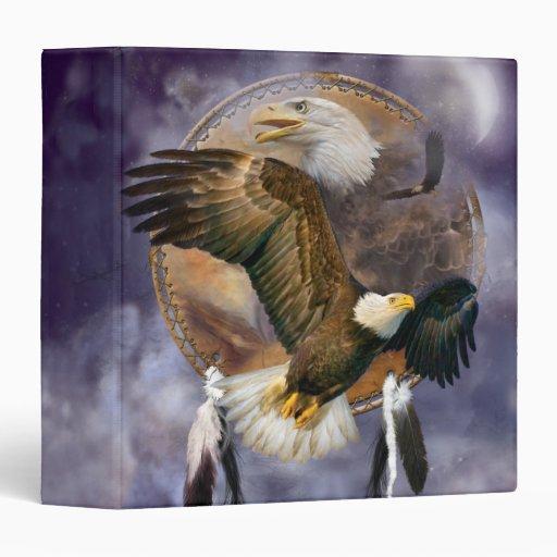 Dream Catcher Series - Spirit Eagles Binder