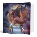 Dream Catcher Series - Spirit Horses Binder