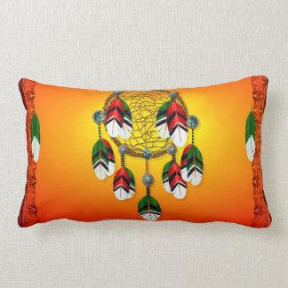 Dream Catcher So Bright Lumbar Pillow