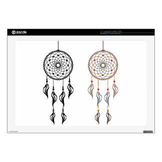 Dream Catcher vector Decal For Laptop