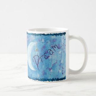 Dream Celestial Moon Stars Mug