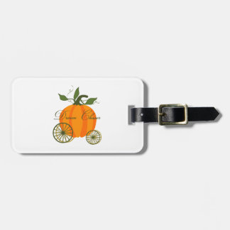 Dream Chaser Bag Tags