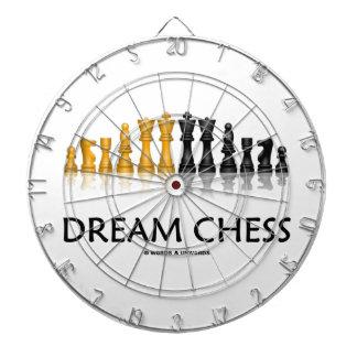 Dream Chess (Reflective Chess Set) Dartboard