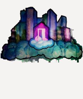 DREAM CITY WOMEN'S BELLA SHIRT