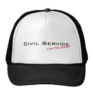 Dream / Civil Service Trucker Hat