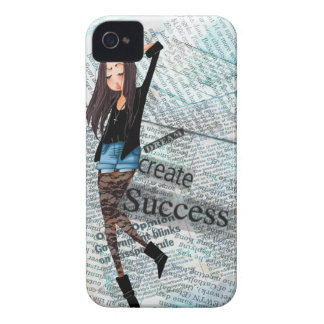 """Dream create success"" BlackBerry case"