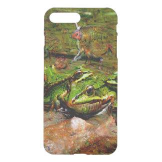 Dream Creatures, Frog, DeepDream iPhone 8 Plus/7 Plus Case