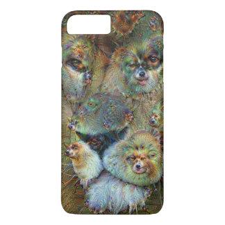 Dream Creatures, Lion, DeepDream iPhone 8 Plus/7 Plus Case