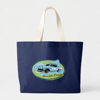 Dream Cruise Canvas Bags