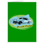 Dream Cruise Greeting Cards