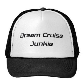 Dream Cruise Junkie Woodward Gifts By Gear4gearhea Mesh Hats