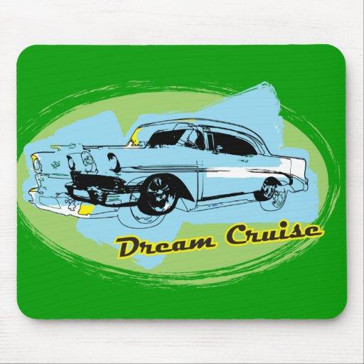 Dream Cruise Mousepad