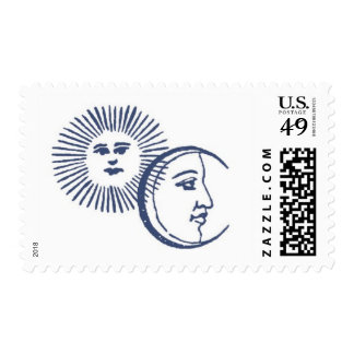 Dream D by Ceci New York Postage Stamp