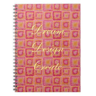 Dream Design Create Notebook