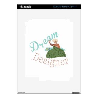 Dream Designer iPad 3 Skins