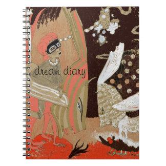 dream diary notebooks