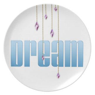 Dream Dinner Plate