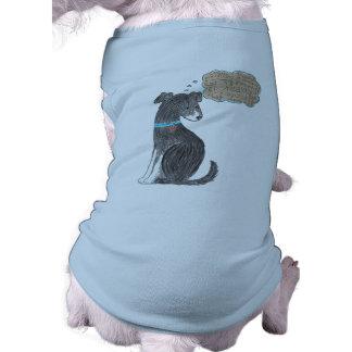 Dream dog doggie top shirt