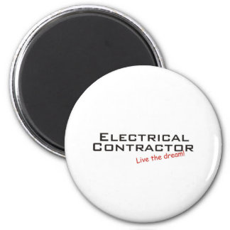 Dream / Electrical Contractor Magnet