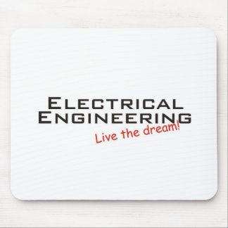 Dream / Electrical Engineering Mouse Pad