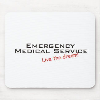 Dream / Emergency Medical Service Mouse Pad
