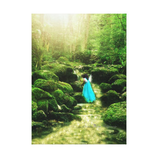 Dream Fairy Canvas Print
