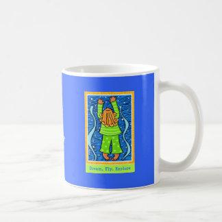 Dream, Fly, Explore Mug