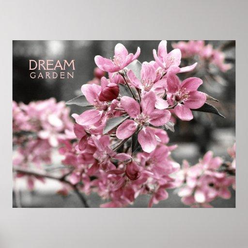 Dream Garden Poster